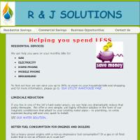 R & J Solutions Site