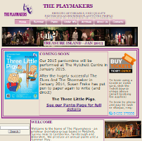 The Playmakers Site